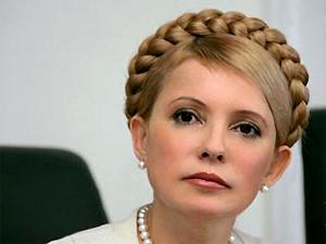 Тимошенко возложила всю ответственность за кризис на Ющенко и Януковича