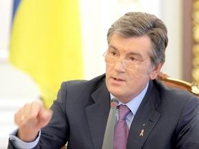 Ющенко призывает Медведева немедленно возобновить поставки газа в Европу