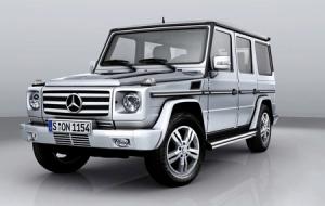 Mercedes готовится к юбилею G-класса