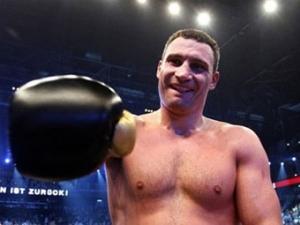 Виталий Кличко проведет бой с кубинцем