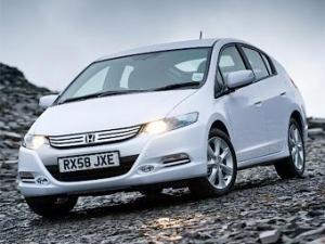 В интернете появились снимки европейской версии гибрида Honda Insight