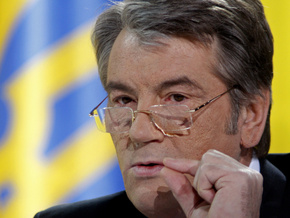 """""""Газпром"""": Украина не подписала протокол о мониторинге транзита газа из-за позиции Ющенко"""