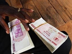 В Зимбабве появятся купюры в 50 миллиардов долларов