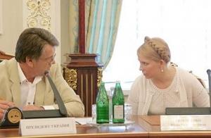 Ющенко и Тимошенко настаивают на прямых контрактах с «Газпромом»