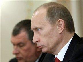 Путин надеется, что газовая блокада Европы больше не повторится
