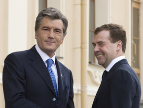 Медведев предлагает Ющенко и Тимошенко встретится 17 января в Москве
