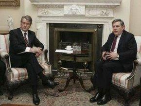 Ющенко досадно, что в ЕС нет единства относительно газовой политики
