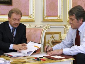 Дубина на встрече с Ющенко заявил об увеличении добычи газа