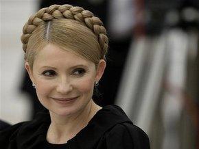 Тимошенко: Газпром» сегодня пустил газ в Европу