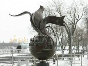 В столице появился новый памятник
