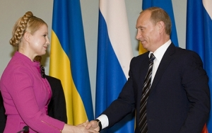 Тимошенко и Путин засекретили формулу расчета цены на газ для Украины