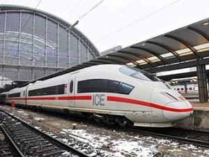 Пьяный немец попал под поезд и остался жив