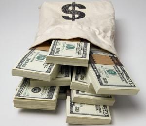 В Киеве наличный доллар за день подорожал на 20-30 копеек