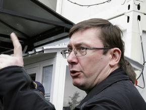 Луценко подтвердил, что в машине под Киевом сгорел судья Михайлюк