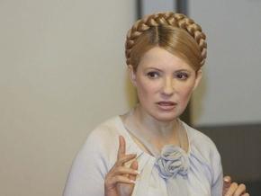 Тимошенко предложила свой отчет на завтра, но Партия регионов отказалась