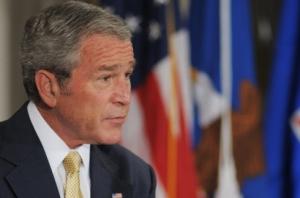 Южноафриканский телеканал сообщил о смерти Джорджа Буша