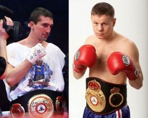 Впервые украинец будет боксировать против украинца