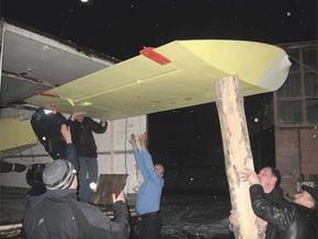 У жителя Ахтырки конфисковали самодельный самолет
