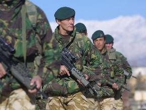 В Афганистане погибли четверо британских солдат