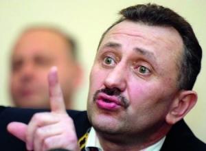 Экс-судью Зварича поймали на чердаке жилого дома