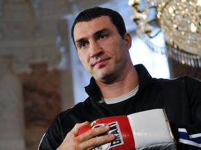 Владимир Кличко подписал контракт на бой с Хэйем