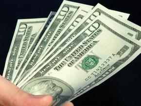 Курс продажи наличного доллара составляет 8,5-8,7 гривны за доллар