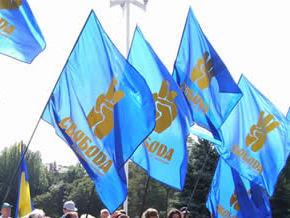 В Тернополе начал работу новоизбранный облсовет