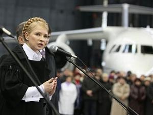 Тимошенко приедет в Москву просить кредит у российских властей