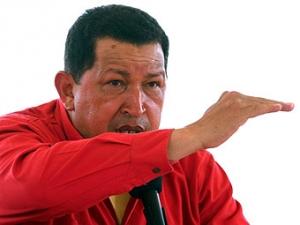 """Чавес обозвал Обаму """"жалким невеждой"""""""