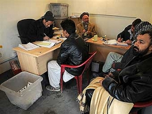 США профинансируют выборы в Афганистане