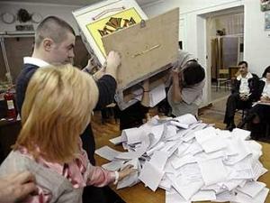 На выборах в Молдавии победили коммунисты