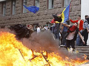 Источник сообщил о первых погибших при беспорядках в Молдове