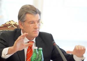 Ющенко устал объединяться с политическими трупами