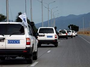 Власти Южной Осетии освободили наблюдателей ОБСЕ