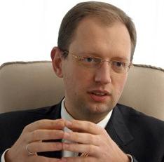 Яценюк: У меня задача следующая - сшить Украину
