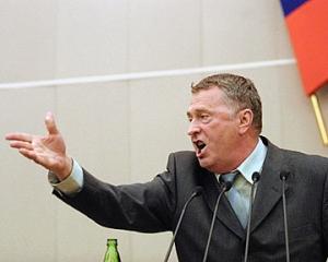 Жириновский предложил легализовать русский мат