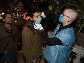 В Европе обнаружили больных с симптомами свиного гриппа