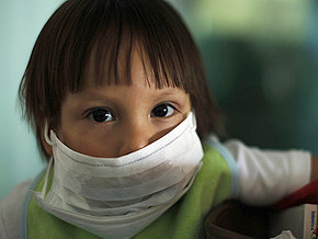 """Свиного гриппа в """"Борисполе"""" у пассажирки, прибывшей из Нью-Йорка, не нашли"""