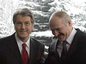 В Гомеле на время визита Ющенко жителям центральных улиц запретили вывешивать белье и открывать окна