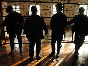 """На шахте """"Новодзержинская"""" продолжаются спасательные работы"""