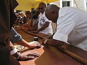 На Кубе скрутили 43-метровую сигару