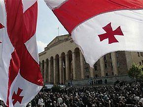 Грузинская оппозиция призвала Запад вмешаться в ситуацию в стране