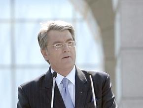 Ющенко поручил разработать Годовую программу по подготовке Украины к вступлению в НАТО