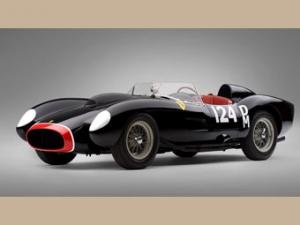 Ferrari 1957 года выпуска принес организаторам аукциона 9 миллионов евро