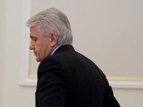 Литвин об отставке Балоги: Для меня это очередной конфликт