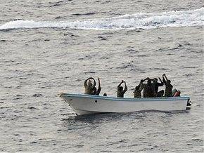 Пираты освободили судно с украинцем на борту