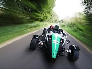 Производитель спорткара Ariel Atom готовит экологически чистую модель