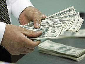 Курс продажи наличного доллара составляет 7,64-7,7 гривны