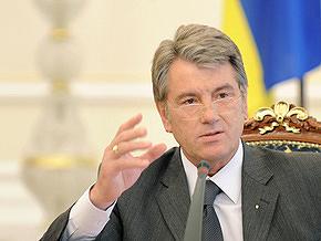 Ющенко заступился за Еханурова и Онищука
