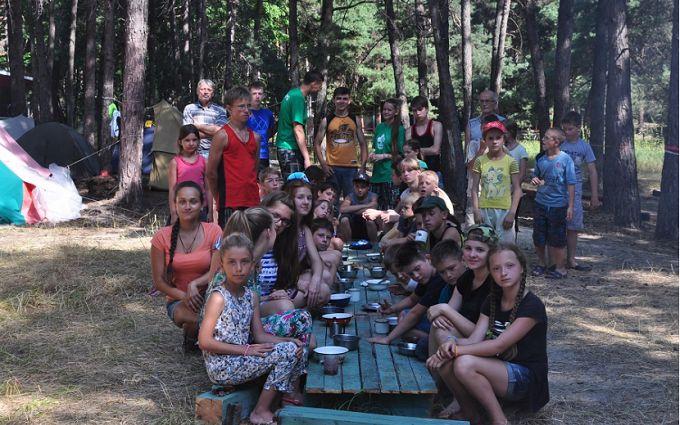 В Україні виявили підозрілий табір, створений на гроші Росії
